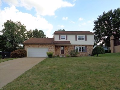 5376 Chianti Street NW, North Canton, OH 44720 - #: 4125614
