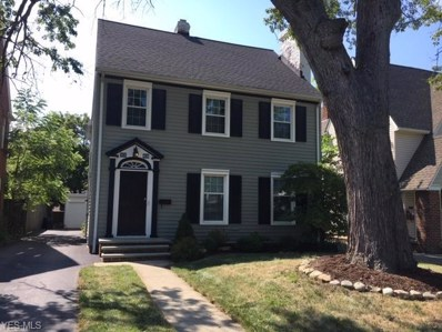3568 Ingleside Road, Shaker Heights, OH 44122 - #: 4125695