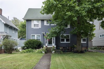 2583 Ashton Road, Cleveland Heights, OH 44118 - #: 4125777