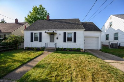 1743 24th Street NW, Canton, OH 44709 - #: 4126450