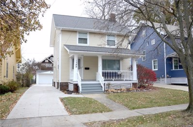 1589 Winton Avenue, Lakewood, OH 44107 - #: 4126590