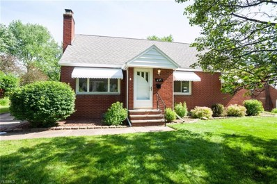 427 37th Street NW, Canton, OH 44709 - #: 4126935