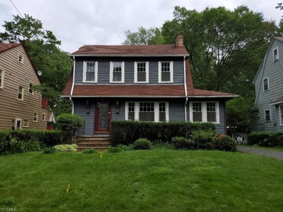 961 Montford Road, Cleveland Heights, OH 44121 - #: 4127349