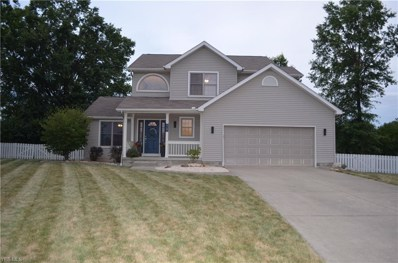74 Willow Bend Drive, Canfield, OH 44406 - #: 4128489