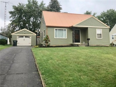 809 Lakeview Avenue NW, Canton, OH 44708 - #: 4130248