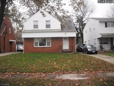 3804 Berkeley Road, Cleveland Heights, OH 44118 - #: 4130703