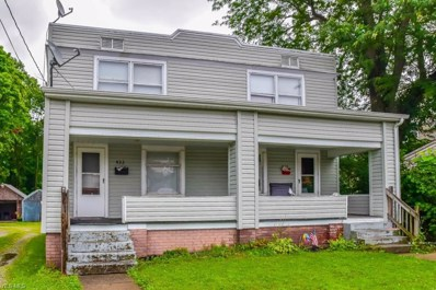 422 S Haines Avenue, Alliance, OH 44601 - #: 4130813