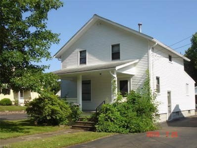 572 E Martin Street, East Palestine, OH 44413 - #: 4132721