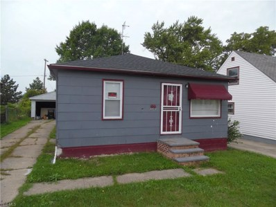4424 E 154th Street, Cleveland, OH 44128 - #: 4133393