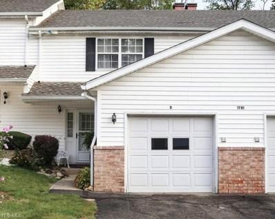1781 Rolling Hills Drive UNIT D, Twinsburg, OH 44087 - #: 4135122