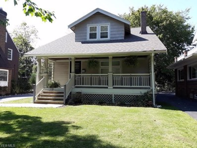 2502 Princeton Road, Cleveland Heights, OH 44118 - MLS#: 4135250