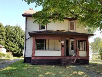 866 N Ellsworth Avenue, Salem, OH 44460 - #: 4135372