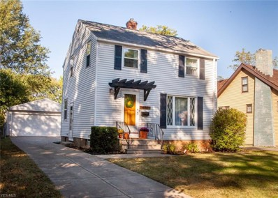 4152 W 157th Street, Cleveland, OH 44135 - #: 4140067