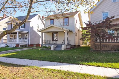 2195 Clarence Avenue, Lakewood, OH 44107 - #: 4141136