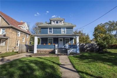 881 N Howard Street, Akron, OH 44310 - #: 4143563