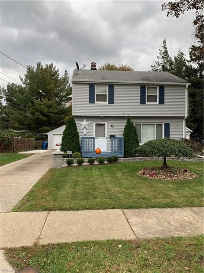 83 Hartshorn Drive, Painesville, OH 44077 - #: 4143669