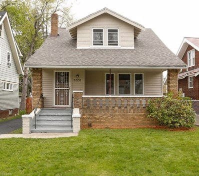 3301 Cedarbrook Road, Cleveland Heights, OH 44118 - #: 4144048