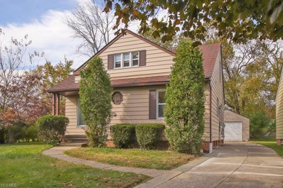 19011 Maple Heights Boulevard, Maple Heights, OH 44137 - #: 4144349