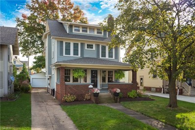 1631 Chesterland Avenue, Lakewood, OH 44107 - #: 4145017