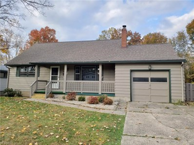 1068 Zander Drive, Youngstown, OH 44511 - #: 4146942