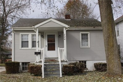 724 North Canal, Newton Falls, OH 44444 - #: 4149959
