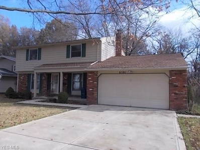 6581 Sutton Drive, North Olmsted, OH 44070 - #: 4152933