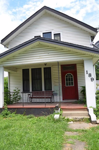 189 Western Ave., Chillicothe, OH 45601 - MLS#: 180869