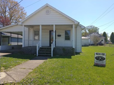 315 6TH St, Waverly, OH 45690 - MLS#: 182329