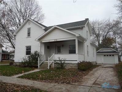 218 Main Street, Pemberville, OH 43450 - MLS#: 6017488