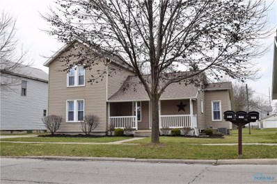 429 E Chestnut Street, Wauseon, OH 43567 - MLS#: 6023553