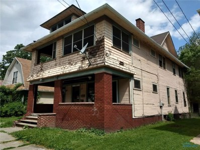 1117 Delence Street, Toledo, OH 43605 - MLS#: 6025923