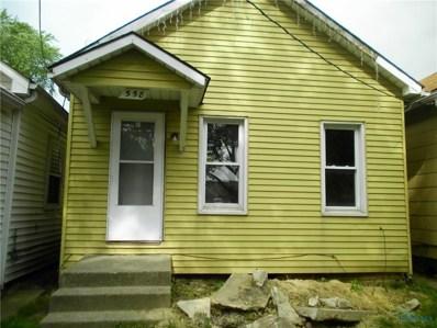 558 Plymouth Street, Toledo, OH 43605 - MLS#: 6026046