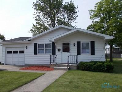 827 W Harrison Street, Paulding, OH 45879 - MLS#: 6026231