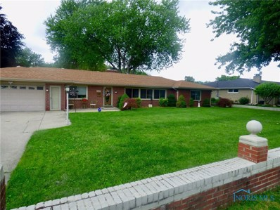 3069 Shoreland Avenue, Toledo, OH 43611 - MLS#: 6026532