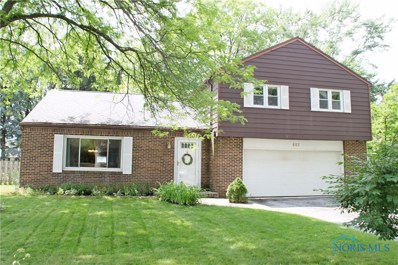 607 Pasteur Avenue, Bowling Green, OH 43402 - MLS#: 6026677
