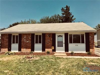 4334 Truxton Place Drive, Toledo, OH 43615 - MLS#: 6027694