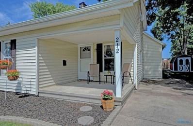 212 Grove Street, Walbridge, OH 43465 - MLS#: 6027769