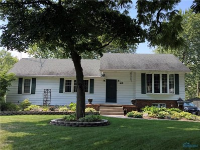 22 S 5th Street, Waterville, OH 43566 - MLS#: 6029452