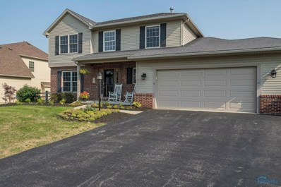 1867 Crossfields Road, Perrysburg, OH 43551 - MLS#: 6029566