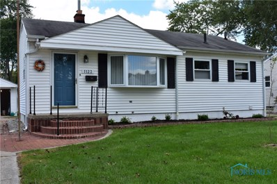 1123 Richland Street, Maumee, OH 43537 - MLS#: 6031173
