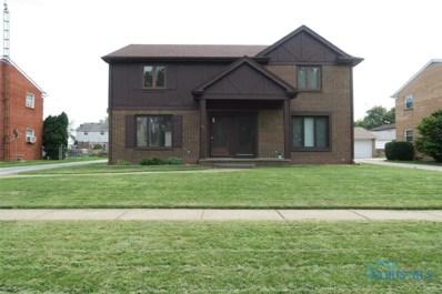 803 Gribbin Lane, Toledo, OH 43612 - MLS#: 6031397