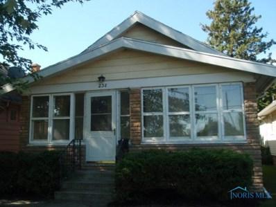 238 Heffner Street, Toledo, OH 43605 - MLS#: 6031951
