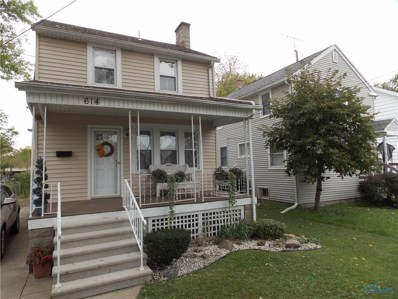614 Lilley Place, Fremont, OH 43420 - MLS#: 6032566
