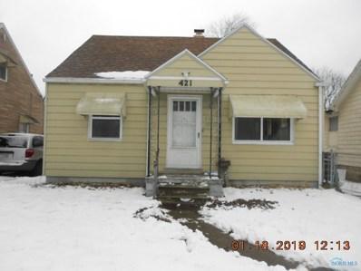 421 Ascot Avenue, Toledo, OH 43607 - #: 6035298