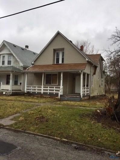 921 Waverly Avenue, Toledo, OH 43607 - #: 6037641