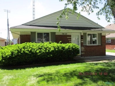 1457 Wilderness Drive, Maumee, OH 43537 - #: 6037942