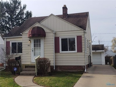 803 Southover Road, Toledo, OH 43612 - #: 6038153