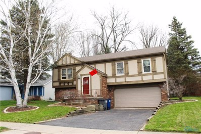 5518 Bentwood Drive, Toledo, OH 43615 - #: 6038478