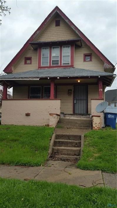 362 W Oakland Street, Toledo, OH 43608 - #: 6039008