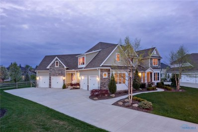 3832 Timber Valley Drive, Maumee, OH 43537 - #: 6039335